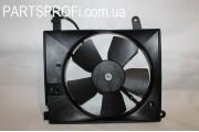 Вентилятор радиатора Дополнит. Нубира (с кондиц.)